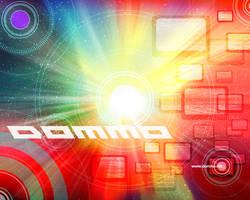Dommo Wallpaper 2 by Blaster2501