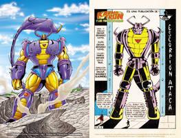 Evolucion by Blaster2501