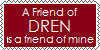 (Splice)A Friend of Dren is a Friend of Mine Stamp by DallellesLaul