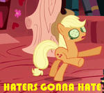 Haters gonna hate 3 by Mezkalito4p