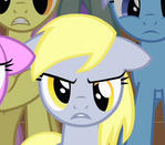 Derpy is mad by Mezkalito4p
