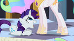 Kissing Celestia's hooves by Mezkalito4p