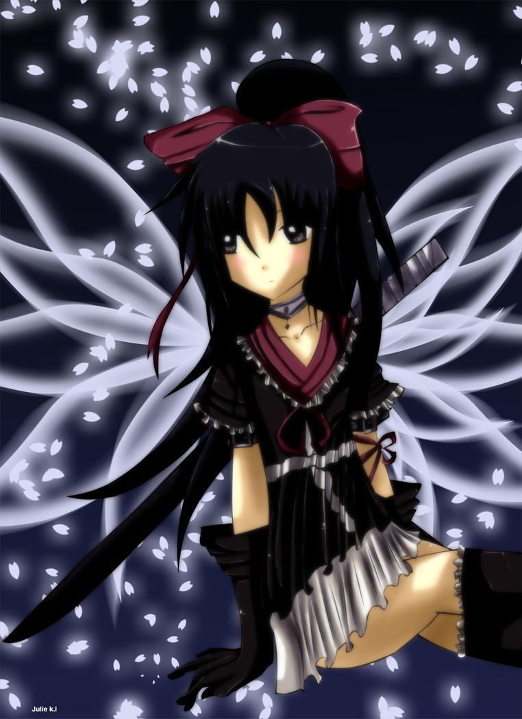 Anime Characters Named Sakura : Anime character by sayu sakura on deviantart