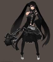 Dark Hunter by JinkiMania