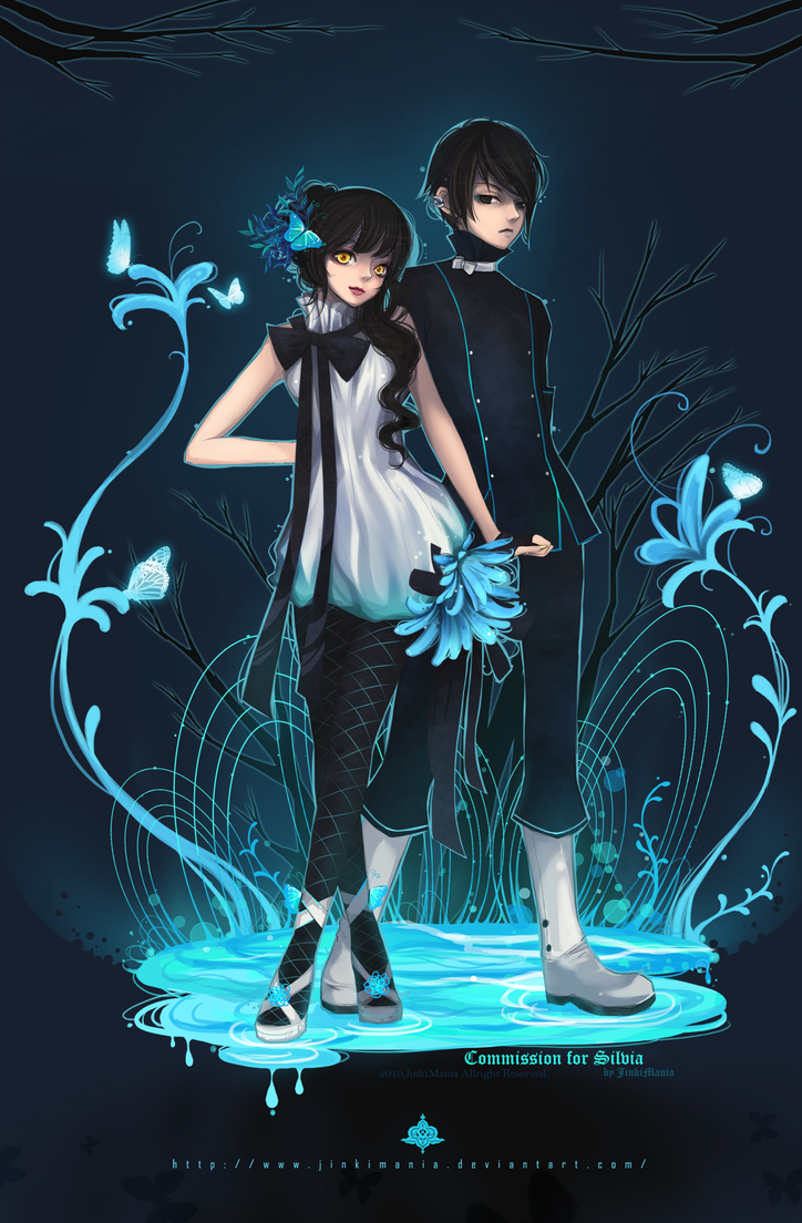 Commission : Silvia 01 by JinkiMania