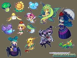 Colorful Chibi : 01
