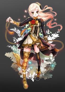 Commission : ShiningCookie