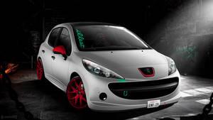 Peugeot 207 EmpireEdition by Navvrat