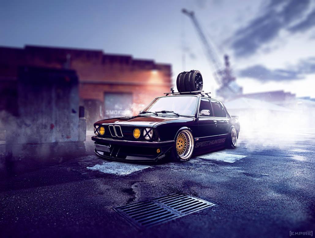 BMW Mafia by Navvrat