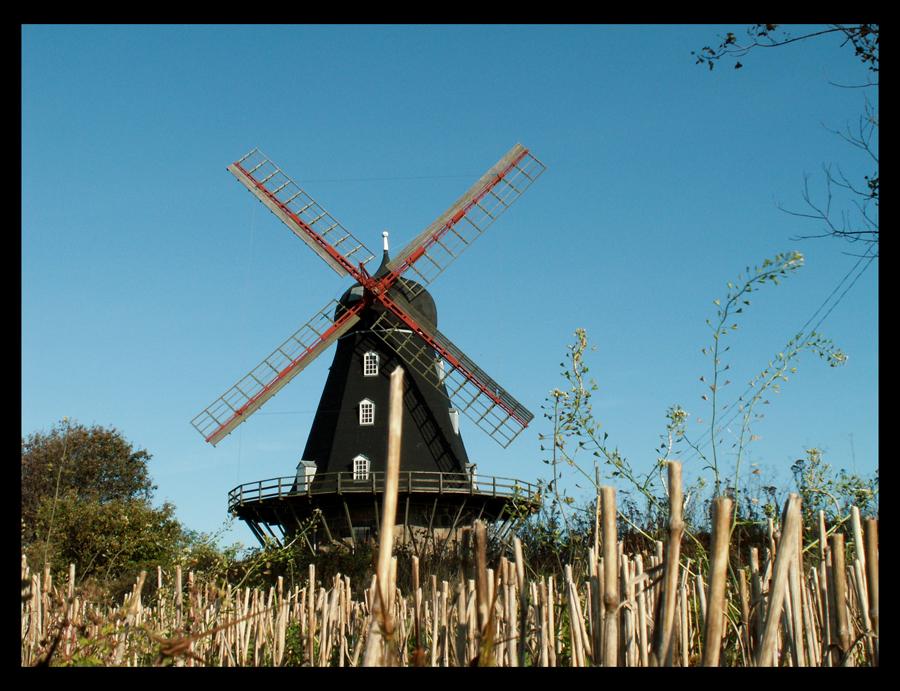 Windmill by BengtKnutsson