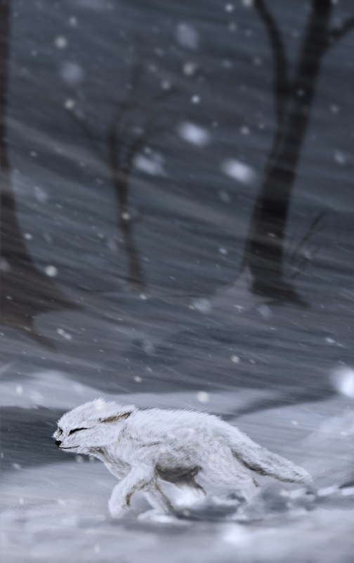 Winter is comming by Spoof-Ghost