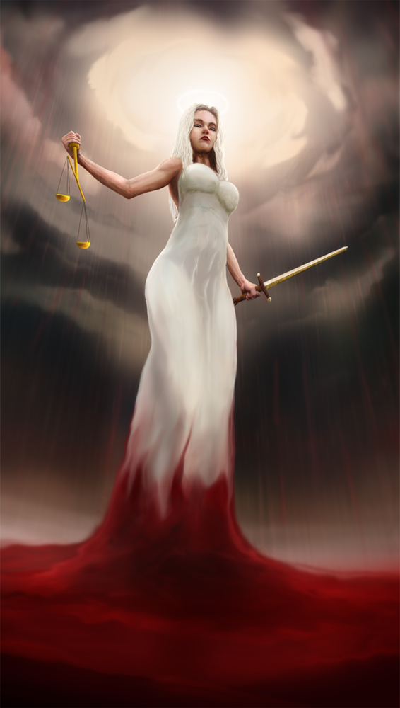 Themis , Devine law by Spoof-Ghost