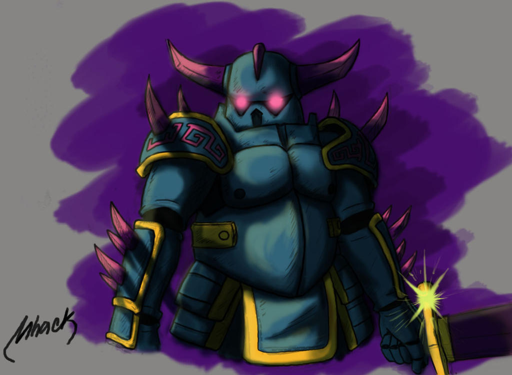 Pekka Paint2 by zhack0722