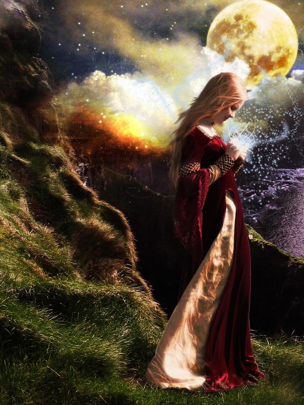 a faerie's night