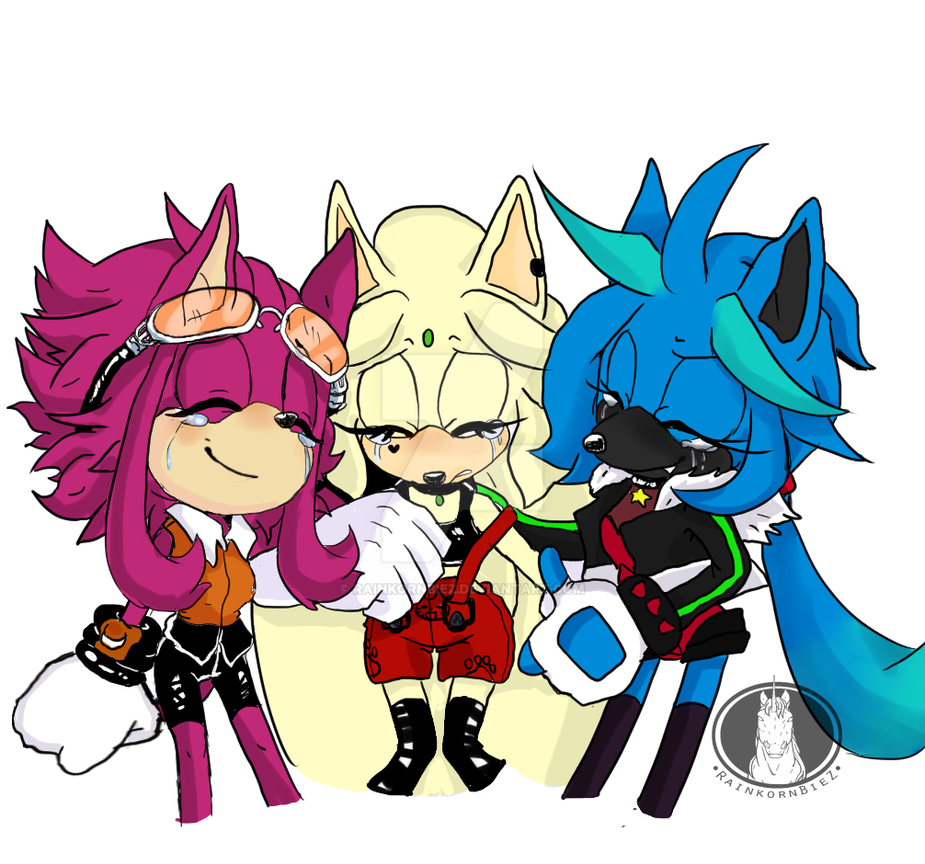 Team Of Love by RainkornBieZ