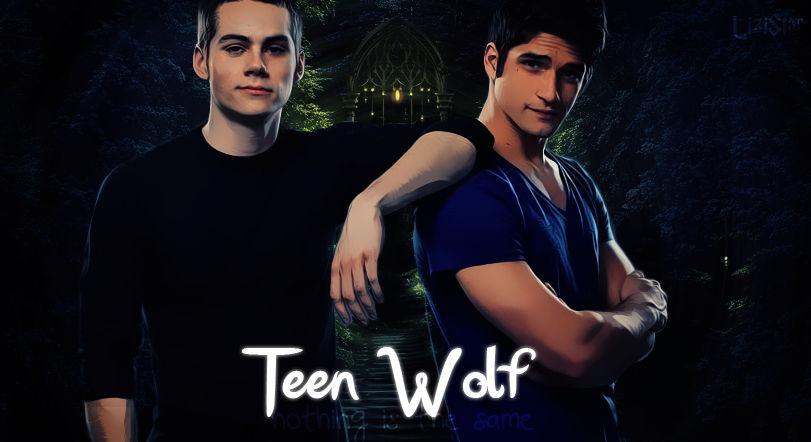Teen Wolf Wallpaper by LiziStar on