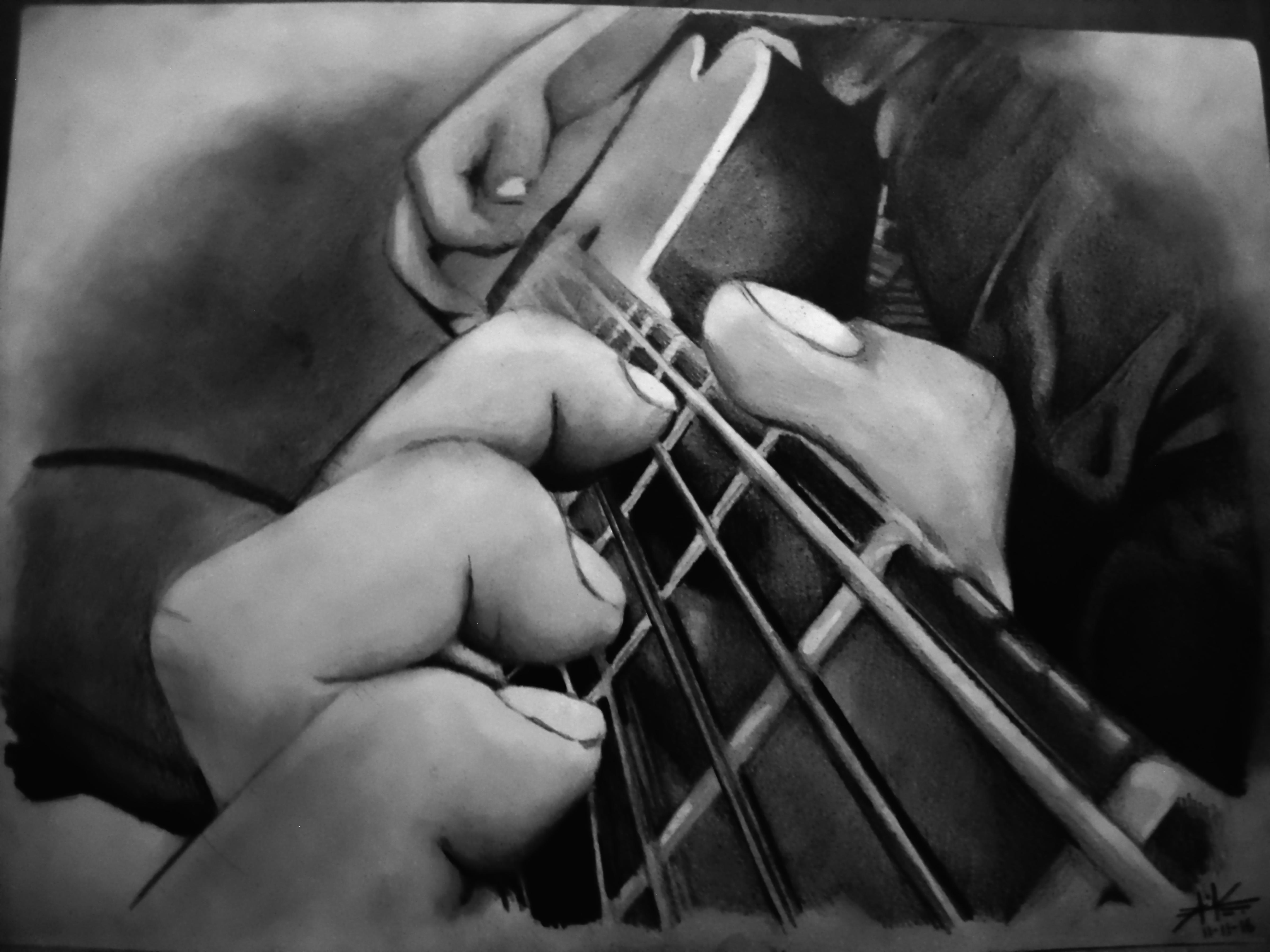 Six String Passion by JoelGonzalezpk