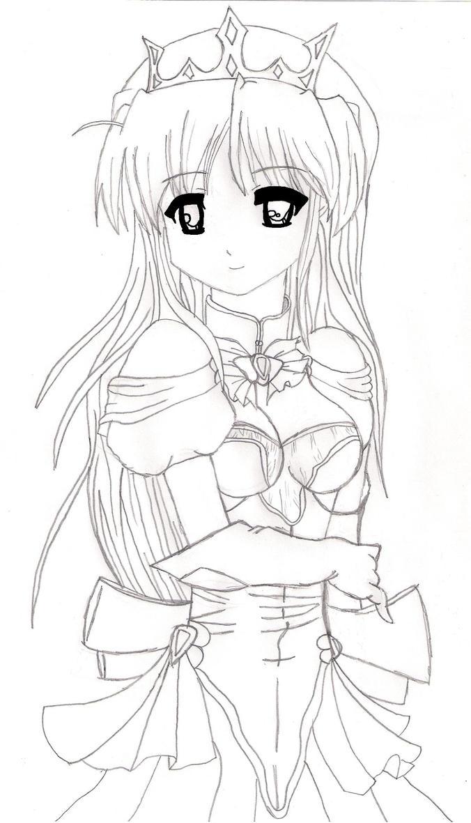 Anime Princess By ShetXHorse On DeviantArt