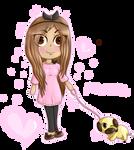 CutiePieMarzia and Puga-chan