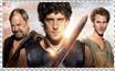 Atlantis BBC stamp by Ahkilah