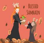 Blessed Samhain.