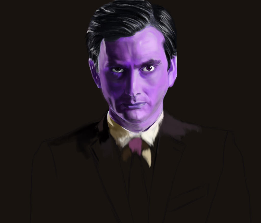 Purple Man by TheThrillKillKult