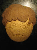 A lousy cookie I made