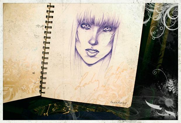 081015 Gaga by tsu