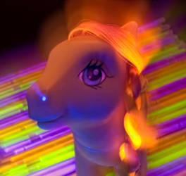 Seeing Pink Ponies by whitehotphoenix