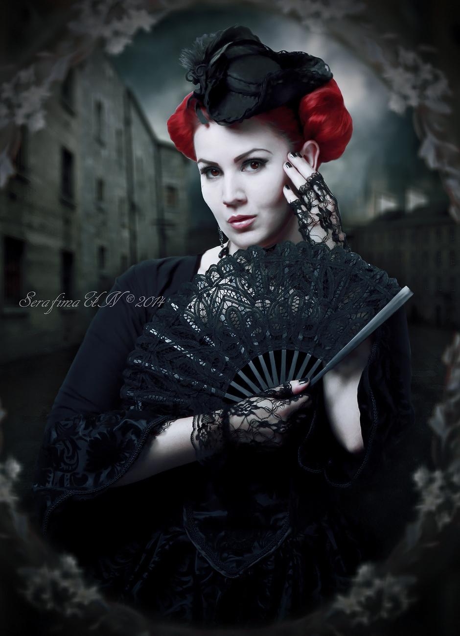 Lady by SerafimaUN