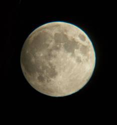 Telescope Moon