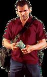 GTA 5 Render- Michael