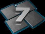 Windows 7. logo