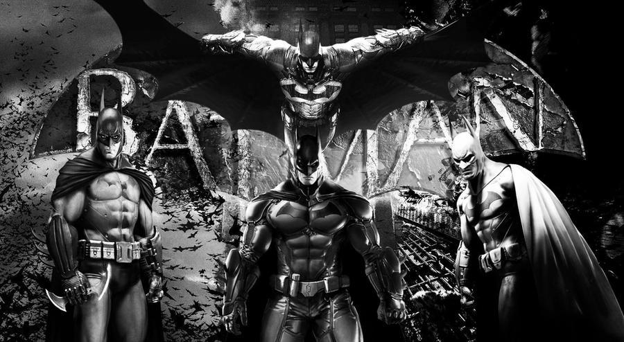 Batman Arkham Wallpaper By RajivCR7