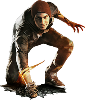 Infamous-Second Son Render by RajivCR7
