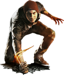Infamous-Second Son Render