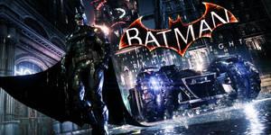 Batman Arkham Knight H Wallpaper