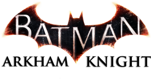 Batman Arkham Knight- Logo