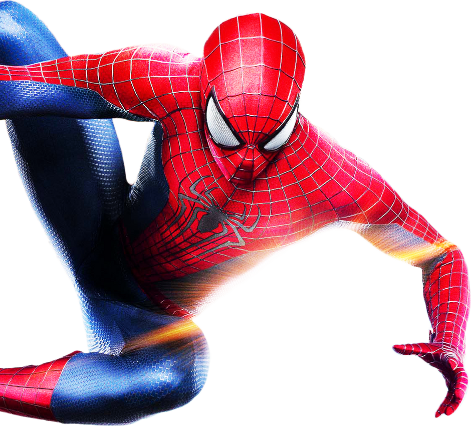The Amazing Spider Man 2 Render by RajivCR7