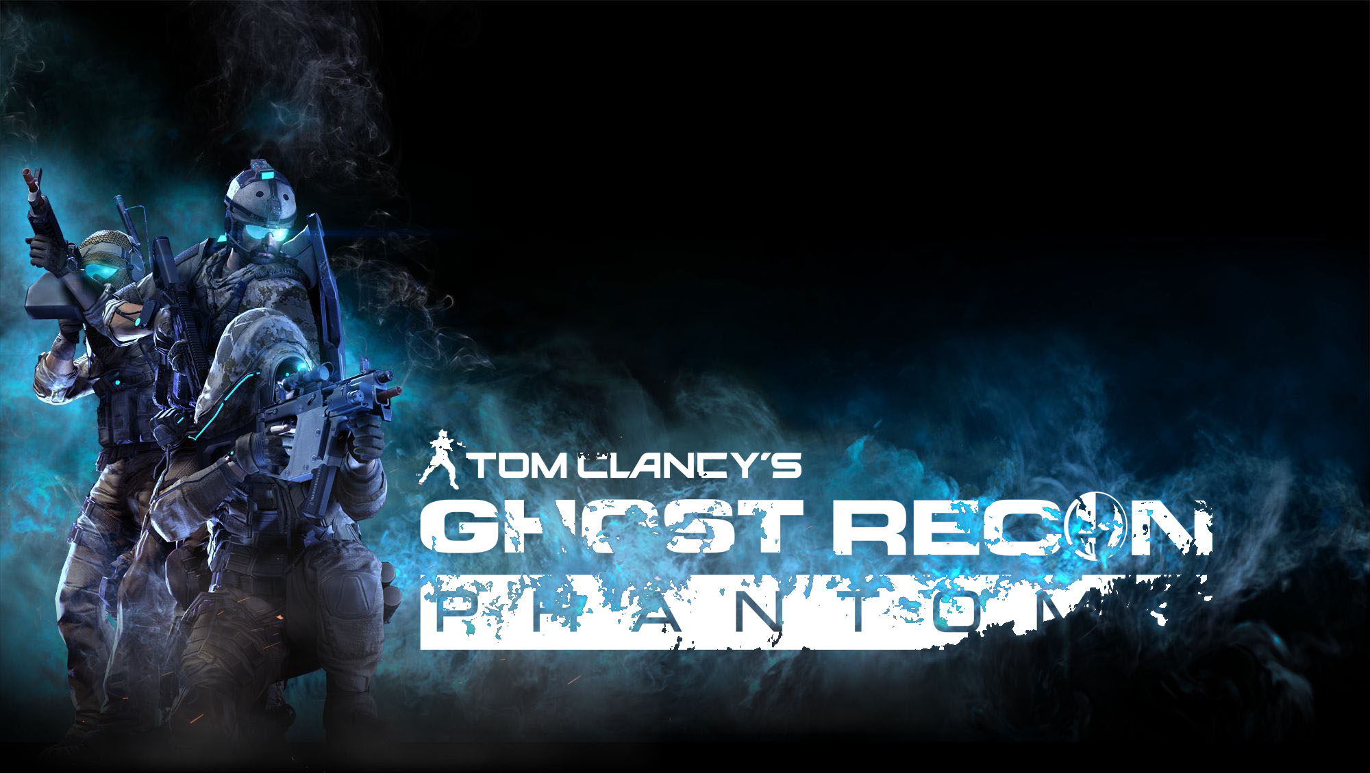 Ghost Recon Phantoms Logo Wallpaper | www.pixshark.com ...