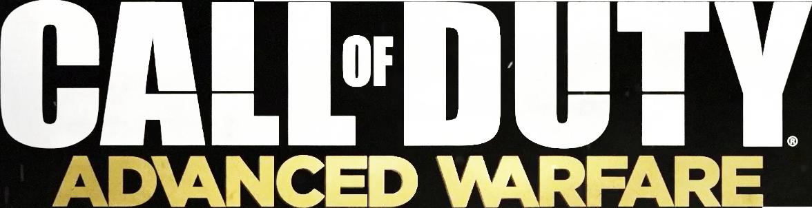 Call Of Duty Advance Warfare Logo By Rajivcr7 On Deviantart