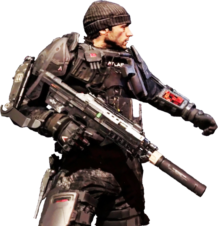 Call OF Duty- Advanced Warfare Render by RajivCR7 on ...
