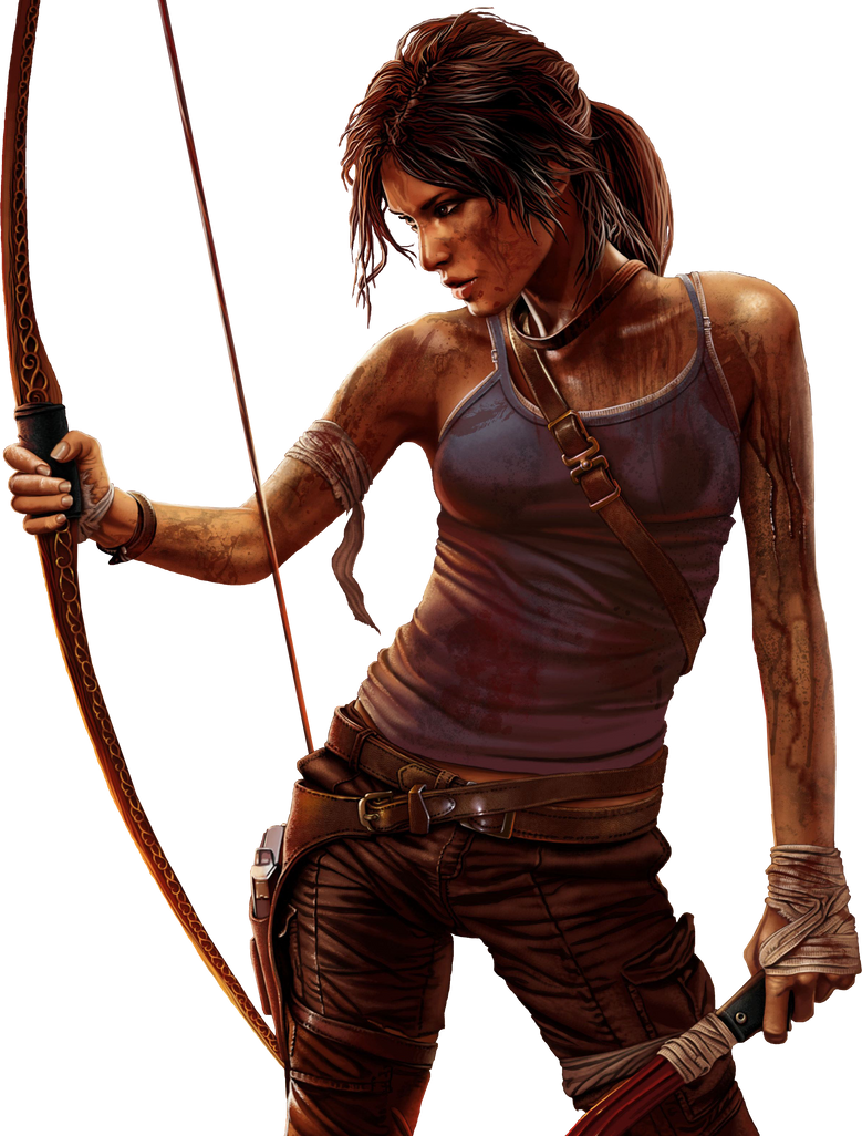 Tomb Raider Render by RajivCR7