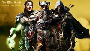 The Elder Scroll's Online Wallpaper