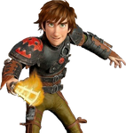 How To Train Your Dragon 2 Render The Boy by RajivCR7