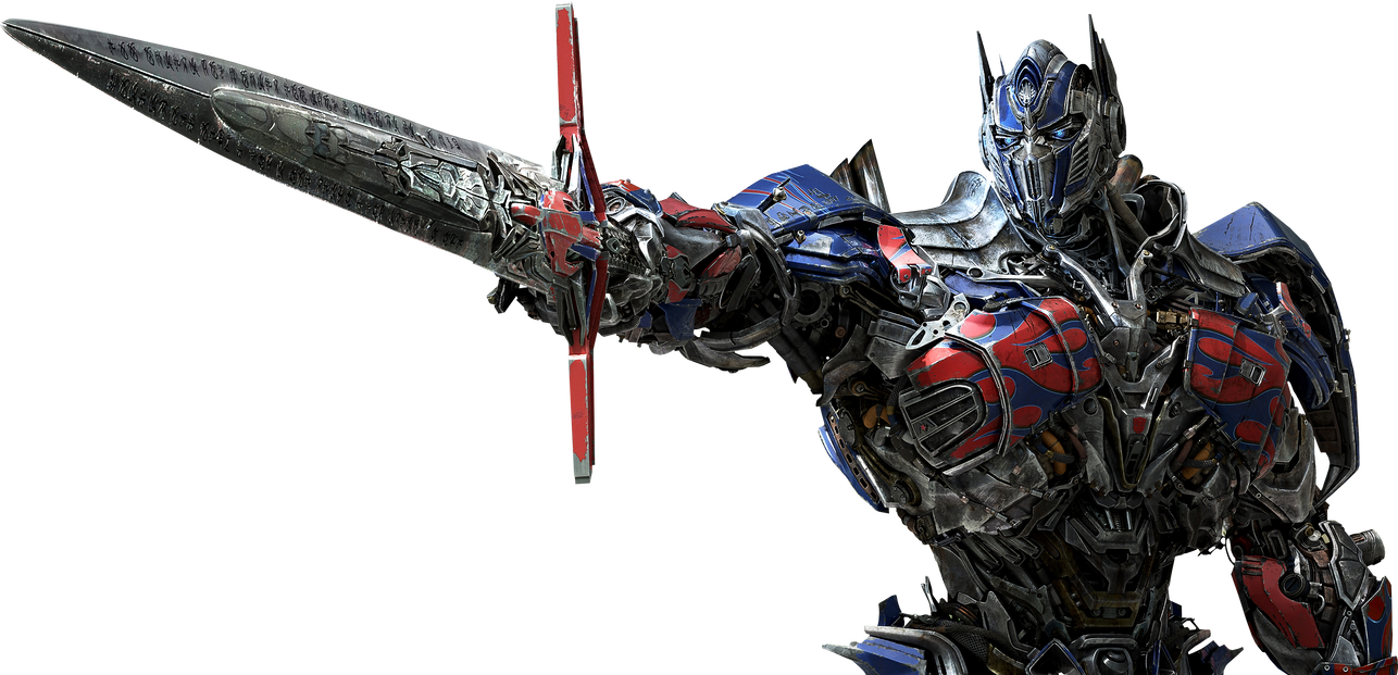 TF 4 Age Of Extinction Optimus Prime Render by RajivCR7 on DeviantArt