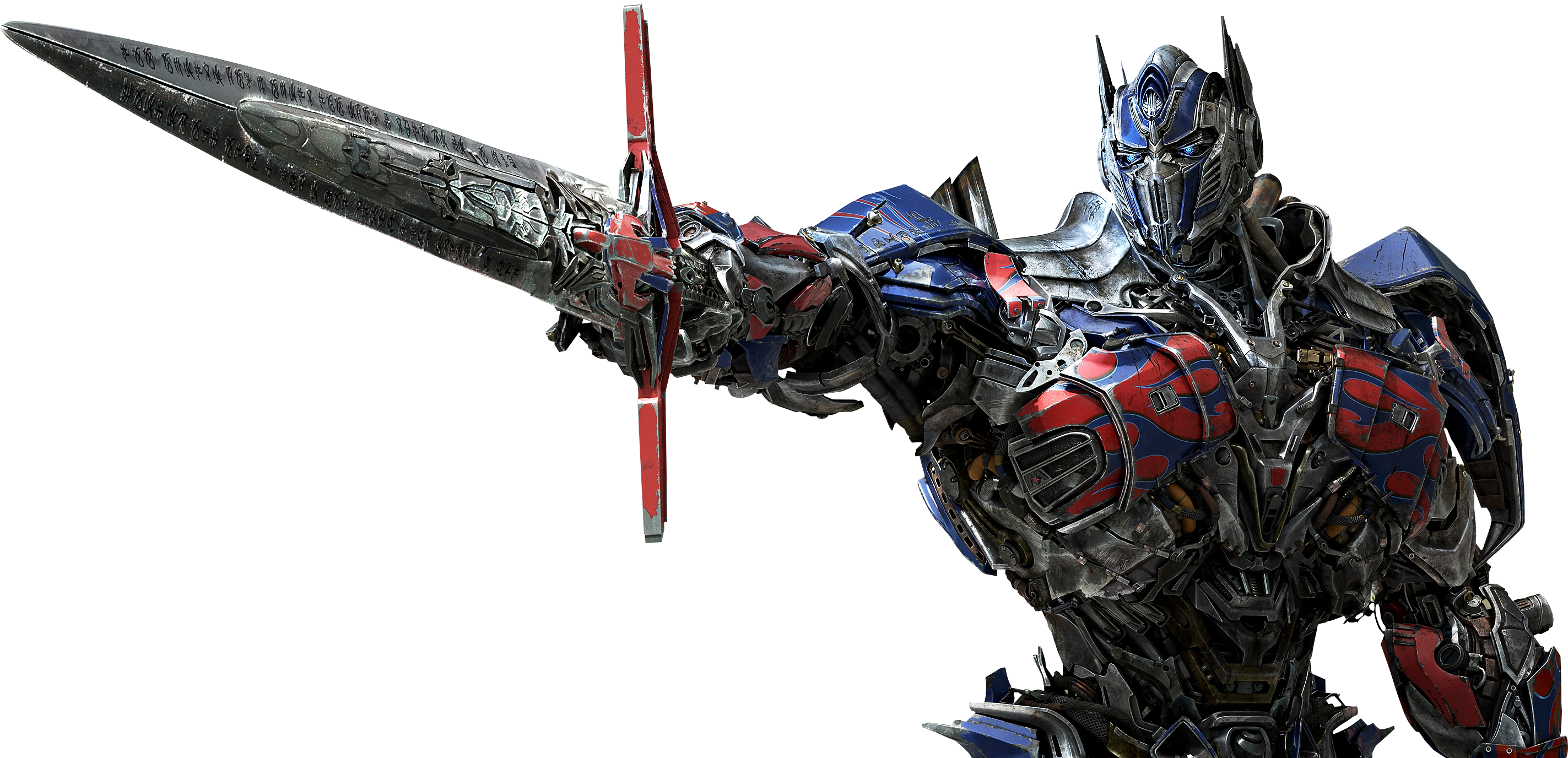 TF 4 Age Of Extinction Optimus Prime Render by RajivCR7 on ...