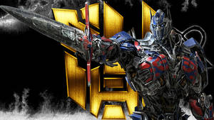 TF 4 Age Of Extinction Optimus Prime Wallpaper