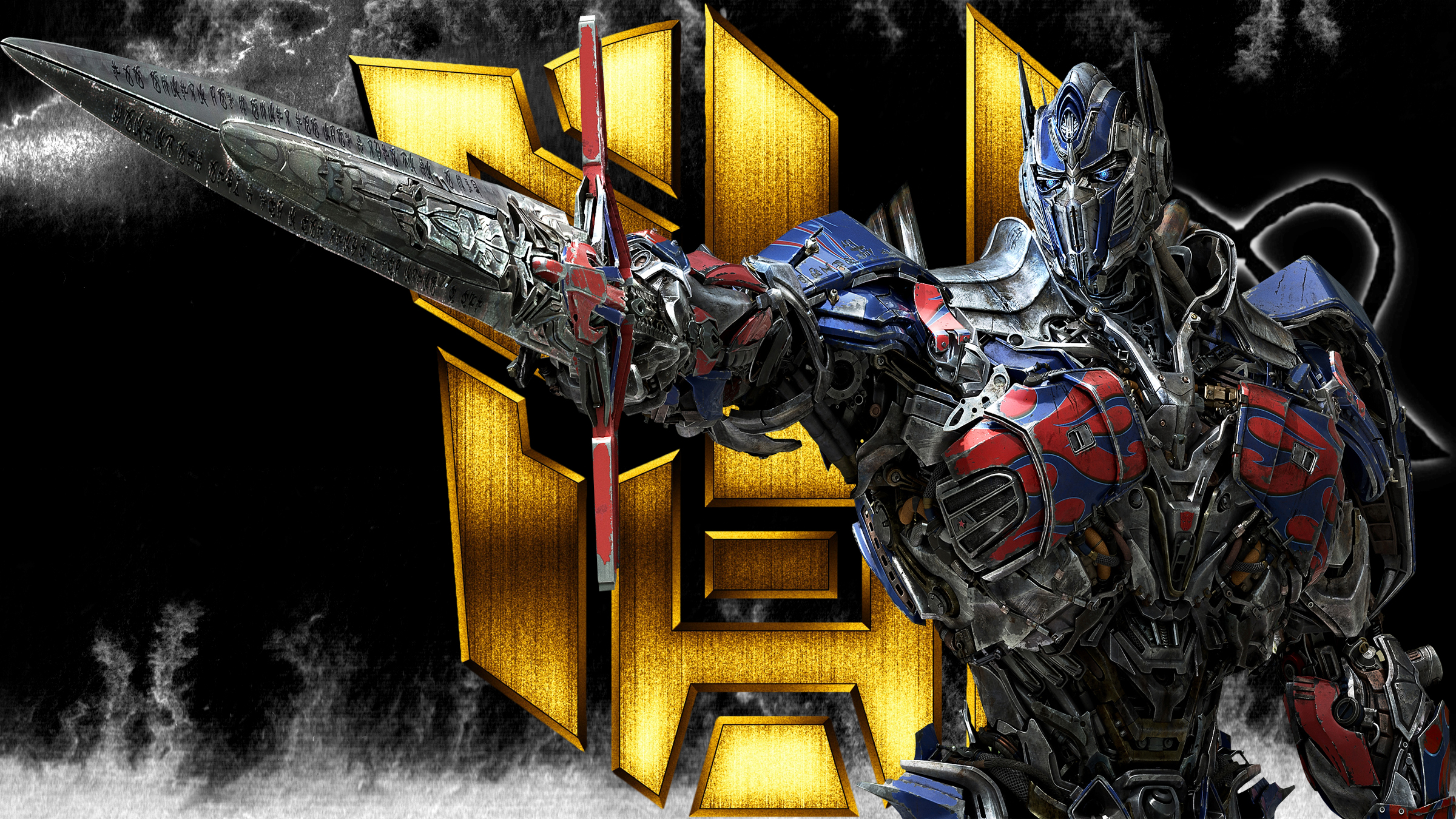 Tf 4 Age Of Extinction Optimus Prime Wallpaper By Rajivcr7 On