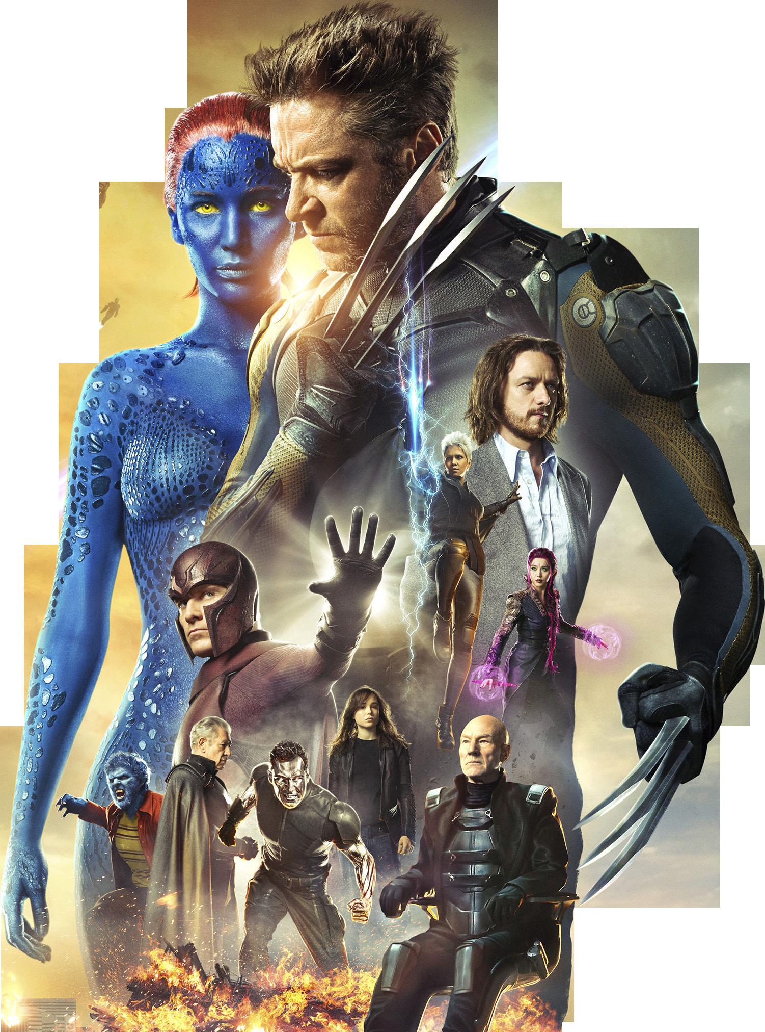 Saga X-Men  (100%)